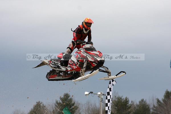 East Coast Snocross 2013
